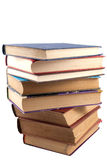 стог книги старый Стоковые Фото