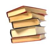 стог книги стоковое изображение rf