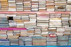 стог книги стоковые изображения