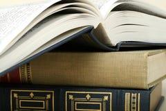 стог книг Стоковое Фото