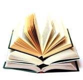 стог книг Стоковое фото RF