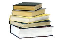стог книг Стоковые Фото