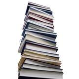 стог книг Стоковая Фотография RF