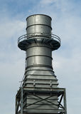 стог металла Стоковые Фотографии RF