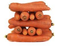 стог морковей Стоковые Фотографии RF