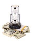 Стог долларов Стоковое Изображение