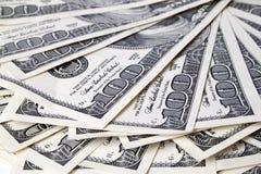 Стог долларов Стоковые Изображения