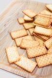 Стог печенья кокоса Стоковая Фотография RF