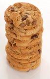 стог печенья шоколада обломока Стоковое Изображение RF
