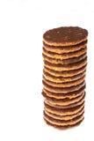 Стог печенья Стоковое фото RF