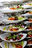 Стог салатов Стоковая Фотография