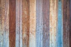 Стог старой деревянной текстуры Стоковое фото RF