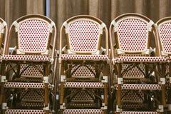 стог стулов Стоковые Фотографии RF