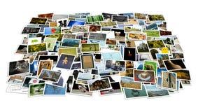 Стог фото - перспектива стоковое фото rf