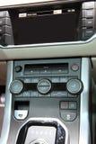 Стог центра автомобиля Стоковая Фотография RF