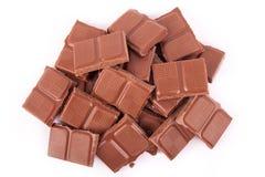 стог шоколада штанг Стоковые Изображения RF