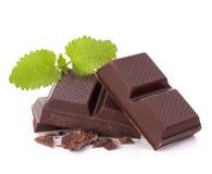 стог шоколада штанг Стоковая Фотография