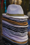 Стог шляп Стоковое фото RF