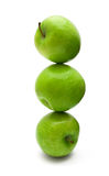 стог яблок Стоковые Изображения RF