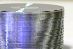 стог dvd стоковые изображения