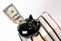 Стоимость обучения Стоковое Фото