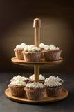 стойка булочек торта Стоковые Фото