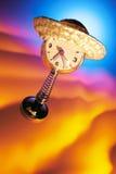 стойка весны часов Стоковое Изображение RF