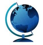 стойка глобуса Стоковое Фото