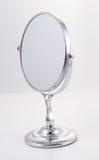 стойка зеркала крома Стоковые Изображения