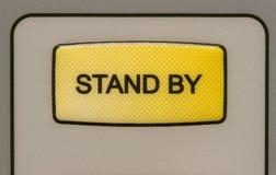 стойка кнопки Стоковые Фотографии RF