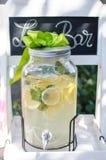 Стойка лимонада Стоковое Изображение