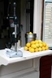 стойка лимонада Стоковая Фотография
