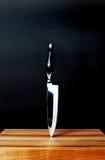 стойка ножа Стоковое Изображение