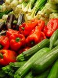 стойка рынка Стоковая Фотография RF