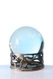 стойка шарика кристаллическая стоковые фото