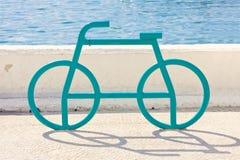 Стойка Bike Стоковые Изображения RF