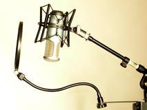 стойка mic Стоковые Изображения RF