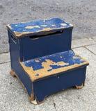 Стойка Shoeshine Стоковая Фотография
