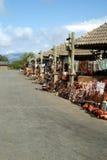 стойлы юга магазина Африки Стоковые Фото