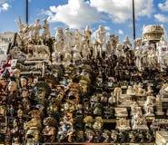 Стойл улицы продавая сувениры стоковая фотография rf