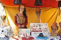 стойл jewellery costume Стоковые Изображения