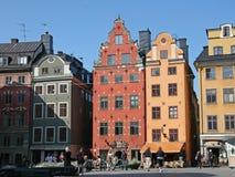Стокгольм, Швеци стоковые фотографии rf