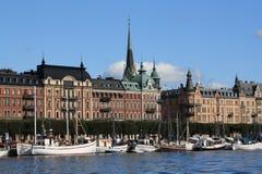 Стокгольм, год 2011 Стоковые Изображения RF