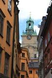 Стокгольм, год 2011 Стоковое Изображение
