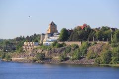 Стокгольм, год 2011 Стоковое Фото