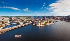 Стокгольм, Швеция Стоковое Изображение RF