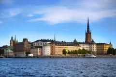 Стокгольм, Швеция Стоковое Изображение