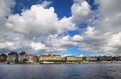 Стокгольм, Швеция Стоковое Фото