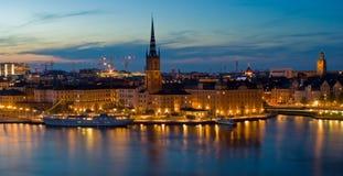 Стокгольм, Швеция Стоковые Изображения