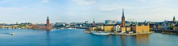 Стокгольм, Швеция Стоковое фото RF